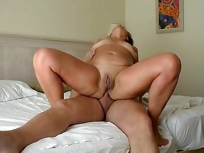 holiday anal sex with my wife in the hotel room