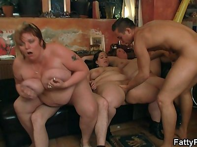 Super huge tits bbw party sex